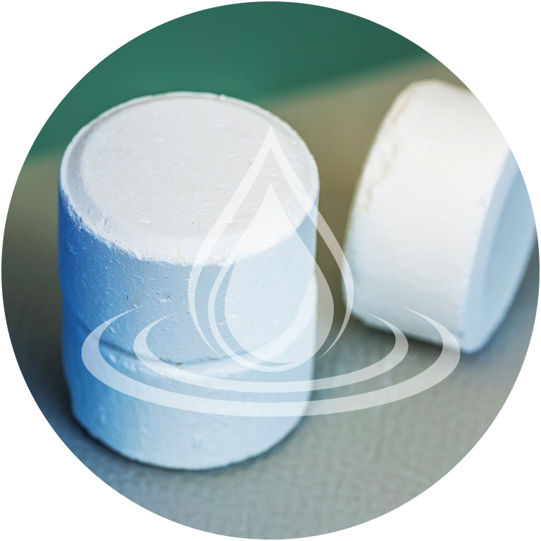 Cloro en Tabletas - Productos ANGA Ltda.